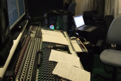 13 recording the new album